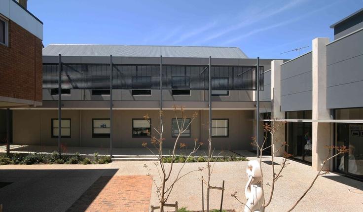 McCauley Court - Music School
