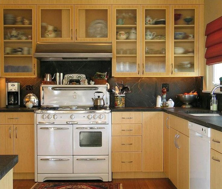 Bamboo Kitchen Cabinets Style Ideas