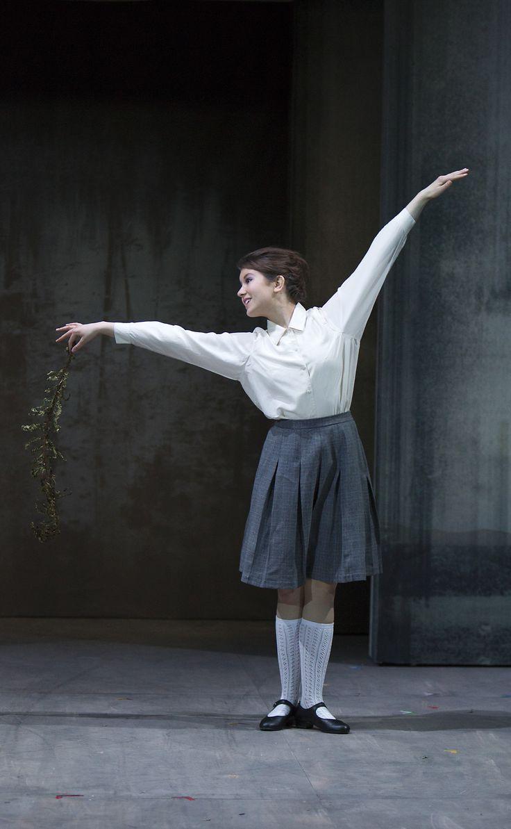 The Turn of the Screw - Lucia Vernon (Flora) - #TurnOfTheScrew