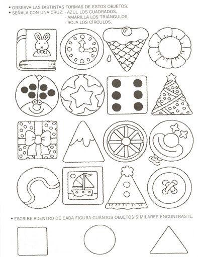 604 best figuras geométricas images on Pinterest