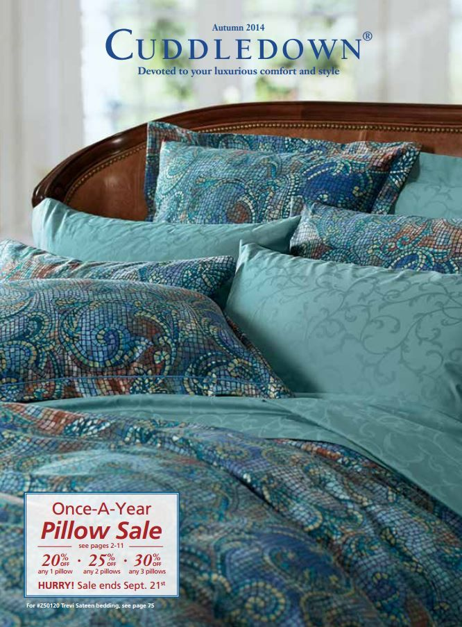 17 Best Images About Cuddledown Catalog Covers On