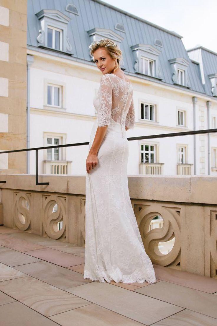 12 besten Hochzeitskleid Bilder auf Pinterest   Hochzeiten ...