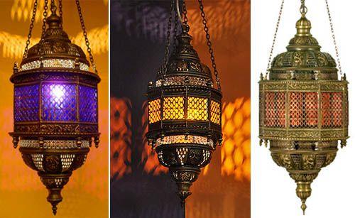 Turkish lanterns - Palmyra Design