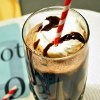Triple Chocolate Banana Milkshakes | FaveHealthyRecipes.com