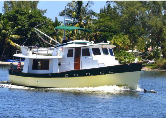 Kadey Krogen trawler 42 for sale