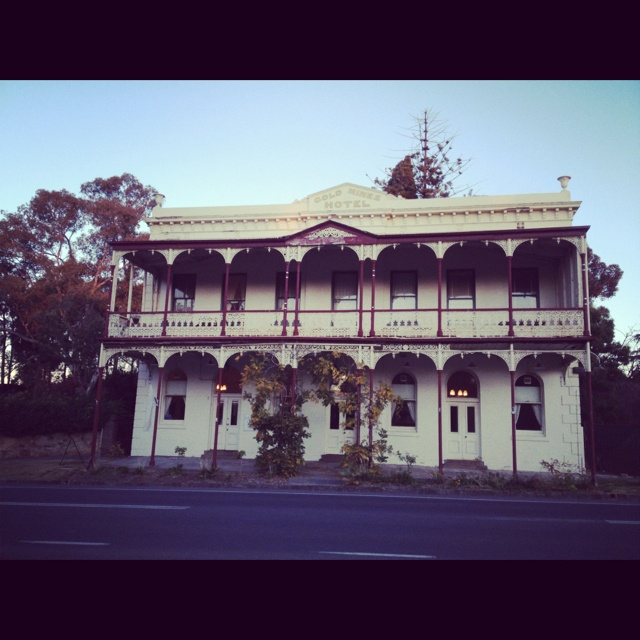 Goldmines Hotel Bendigo Victoria