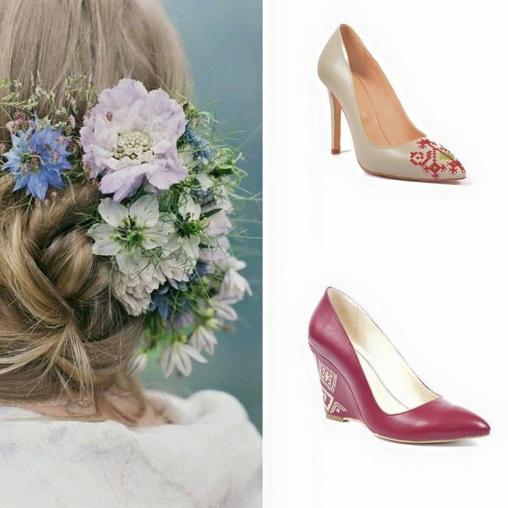 #iutta #flowers #leathershoes #traditional #folklifestyle