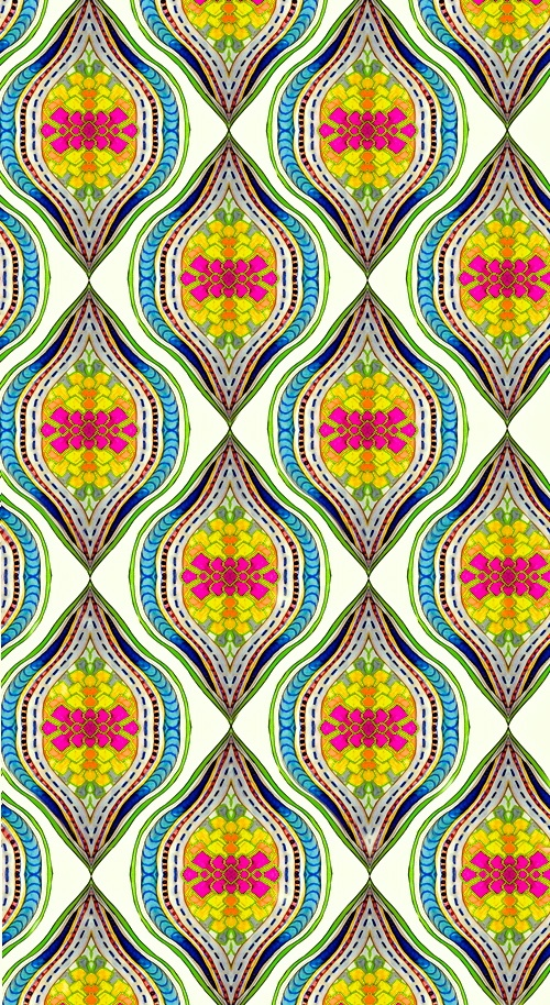 120 Best Images About Bohemian Patterns On Pinterest