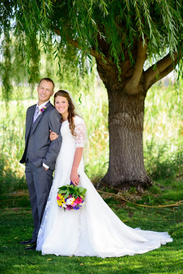 Utah wedding photography at Sleepy Ridge Golf course