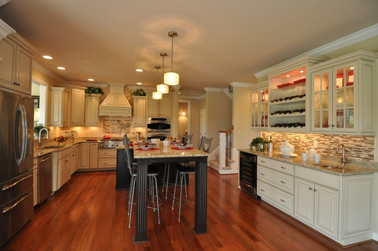 Ken Cohen of Cohen Homes knows how to design a kitchen.