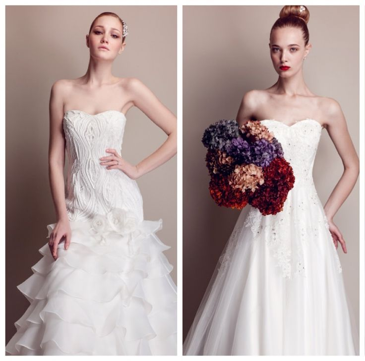 Pastore Bridal Collection S/S 2014