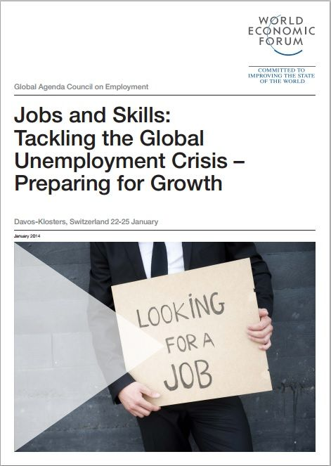 This Report produced by the World Economic Forum's Global Agenda Council on Employment presents a list of recommendations for governments, businesses and trade unions to adopt decisive actions to bring employment at the centre of their agendas. #wef #wefreport #jobs