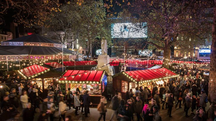 Visit Mr. Claus at Christmas in Leicester Square for festive shows, Santa's grotto and a new Christmas market. Read our guide to visiting info, opening hours and all the events happening at Christmas in Leicester Square 2016.