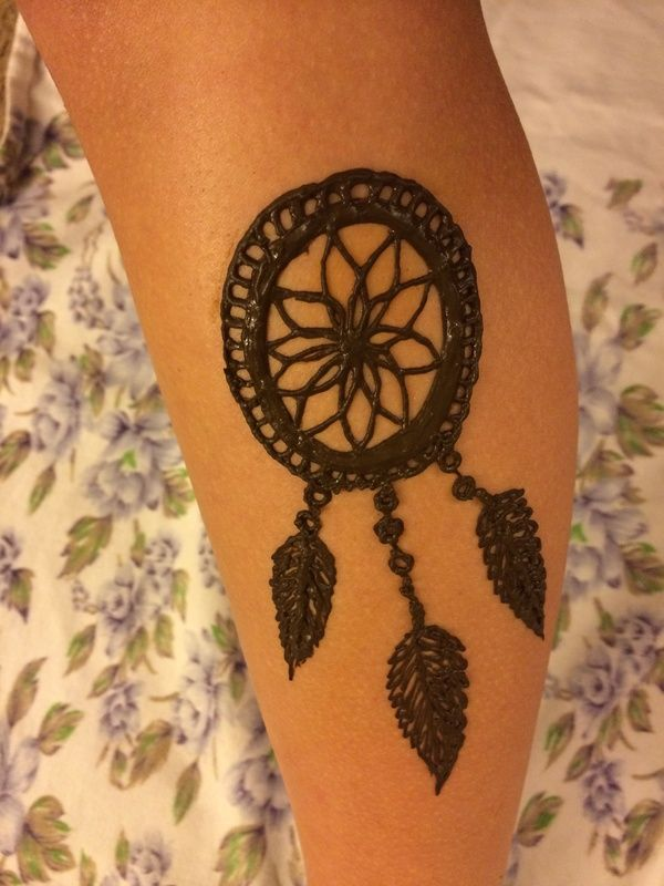 dreamcatcher tattoo template - 44 best dream catcher henna tattoo images on pinterest