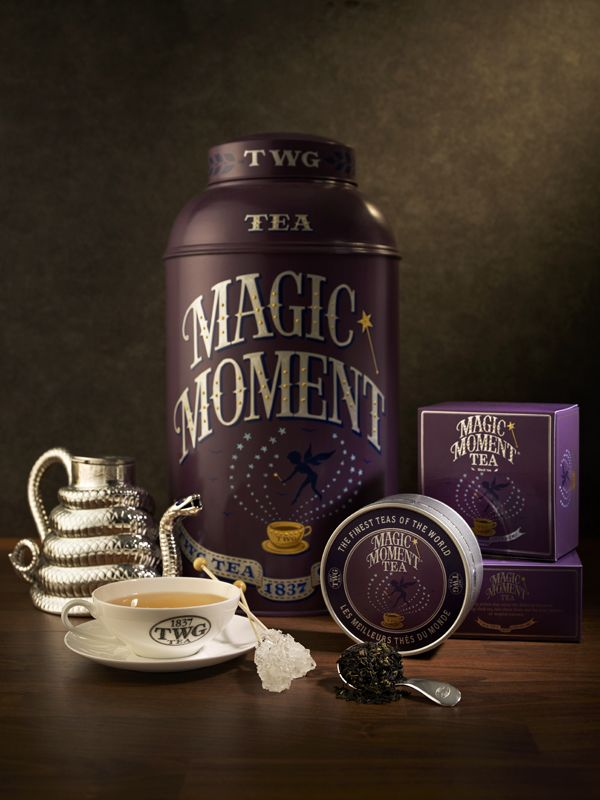 Tea anyone? >> A 'Magic Moment' from The Tea Chest http://www.theteachest.co.za/