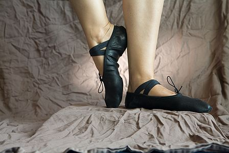 Hentai Ballerina Bondage