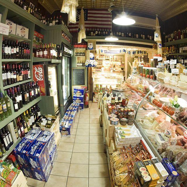 #tbt Monica's Mercato & Salumeria circa 2007 #meat #cheese #northend #boston