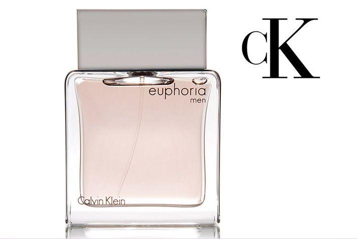 Perfume Euphoria Men de Calvin Klein. 48€