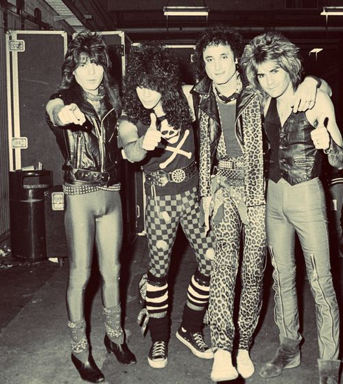 Quiet Riot best 80's rock band EVA