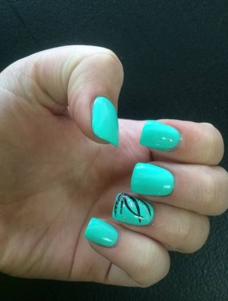 Nails Design Spring Break 52 Ideas