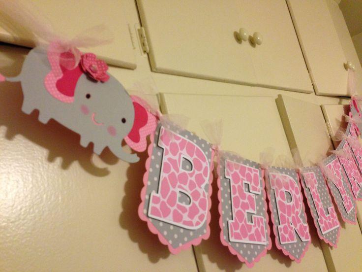 baby banner baby shower ideas pinterest