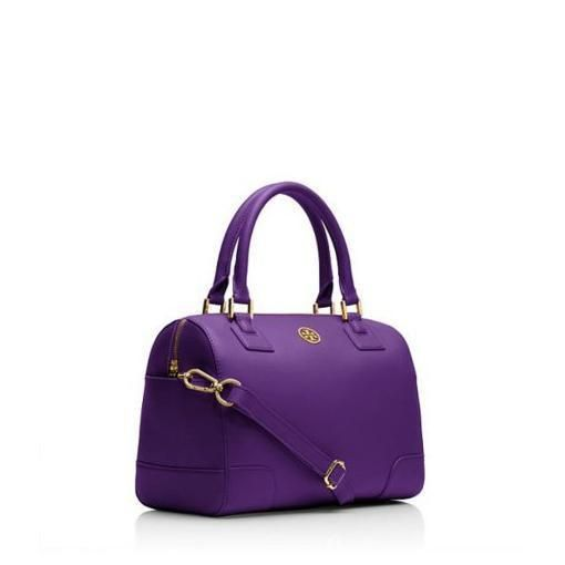 eae8467d6743 tory burch robinson middy satchel--purple