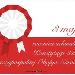 Karty ze znakami drogowymi- znaki nakazu - Printoteka.pl