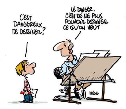 #JeSuisCharlie #CharlieHebdo  #Deligne