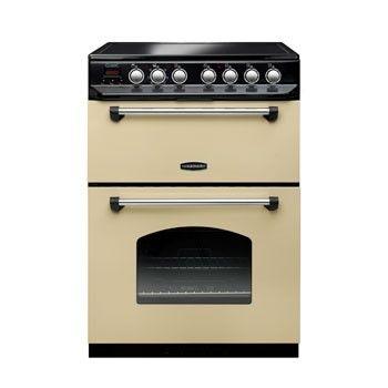 Rangemaster Classic 60 Ceramic Cream Range Cooker 10734