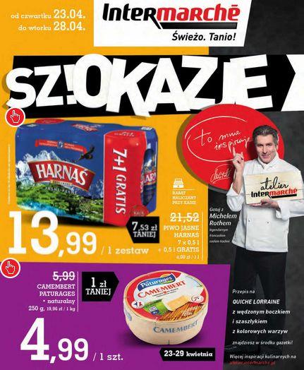Tyle promocji, że szok! ;o http://www.promocyjni.pl/gazetki/23234-szokazje--gazetka-promocyjna#page=1