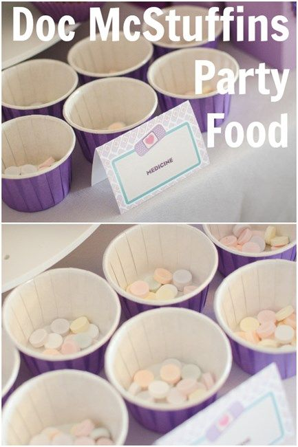 We Heart Parties: A Doc McStuffins Inspired Birthday Party www.weheartparties.com