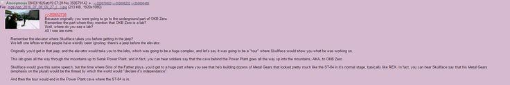 Compile of alleged MGSV Dev on 4Chan (Xpost - r/NeverBeGameOver) #MetalGearSolid #mgs #MGSV #MetalGear #Konami #cosplay #PS4 #game #MGSVTPP