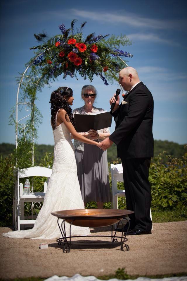 Indian American Wedding!
