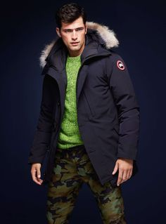 Canada Goose Jackets on Pinterest | Parkas, Jackets and Winter Coats #canadagoose #streetstyle #men #parka #coat #winter