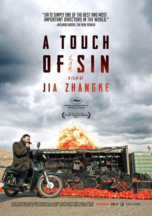 """Zhangke Jia's """"A touch of Sin"""". https://www.youtube.com/watch?v=VUJt_kf7uKQ"""