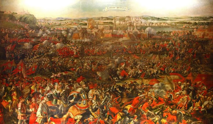 The Battle Of Vienna September Eleven 1683 Calling All
