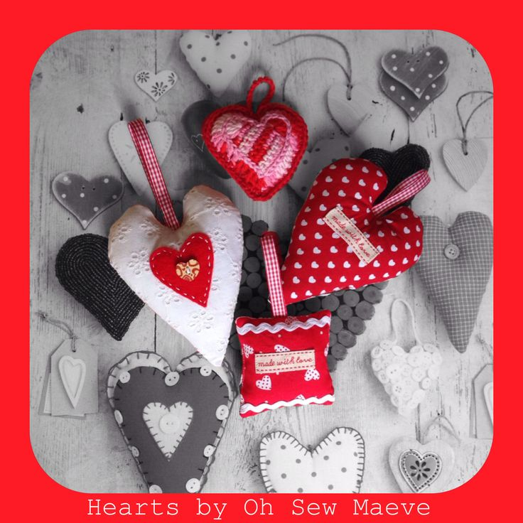 Handmade scented hearts for someone you love.... or a nice way to say thank you to a friend ;-)  https://www.facebook.com/photo.php?fbid=1446950352200570&set=a.1446950332200572.1073741837.1410531509175788&type=1&theater