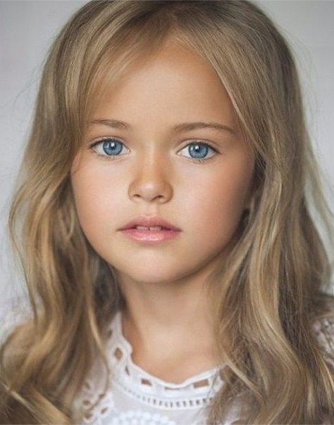 Pre Teen Nn Pics: Russian Child Model Kristina Pimenova.