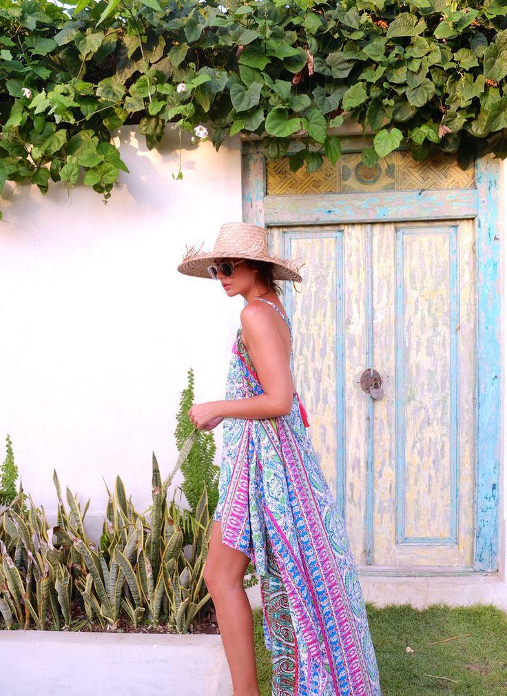 Africa Cape Dress