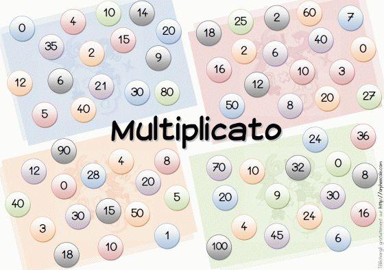 Multiplicato : un jeu pour les tables de multiplication en CE1 (sur le site d'Orpheecole)