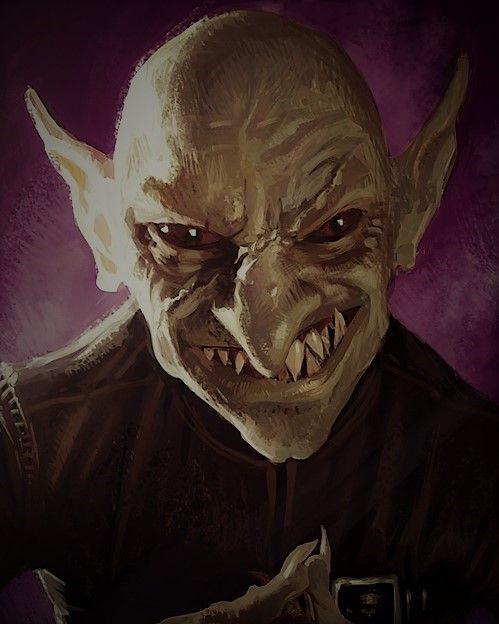 Alsux Jizz - Goblin Barbarian