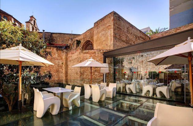 Secretos: Hotel Olivia Plaza