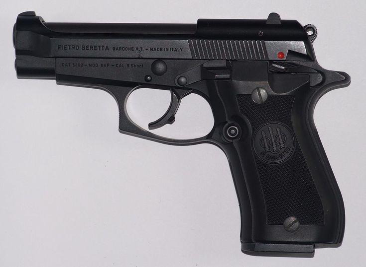 """Résultat de recherche d'images pour """"Pistolet automatique Beretta série 81 calibre 7,65 mm"""""""