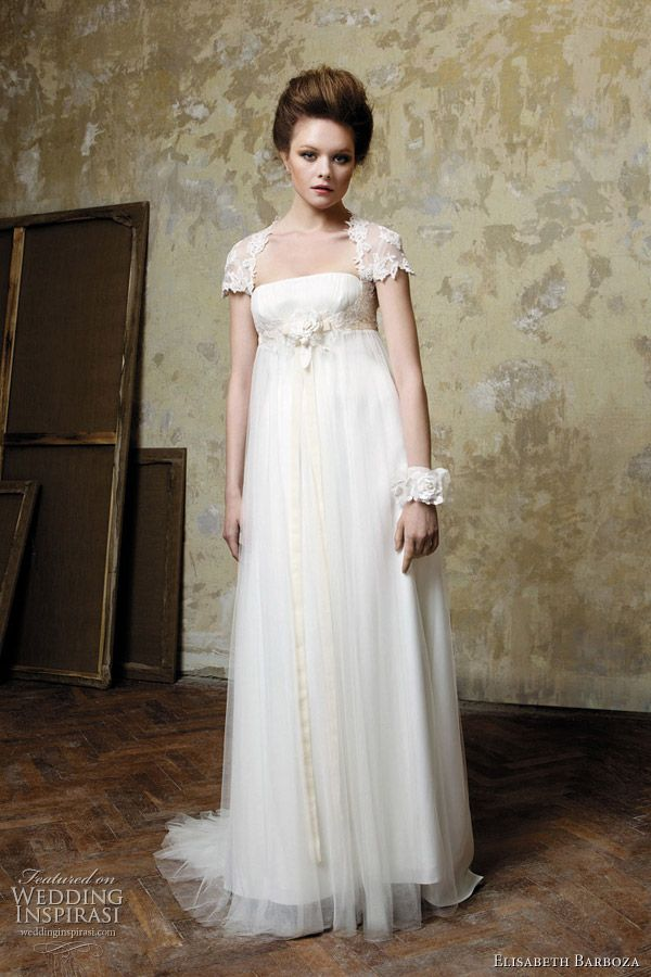 Elizabeth Barboza Pronuptia Wedding Gowns