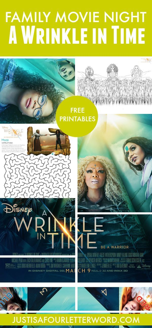 Easily described as a story about space travel, A Wrinkle in Time also shares a good vs. evil battle that is both enlightening, a little intense and overflowing with a very sweet message of love. This fun family movie is definitely a kids movie first, but something the whole family can enjoy together. (scheduled via http://www.tailwindapp.com?utm_source=pinterest&utm_medium=twpin)