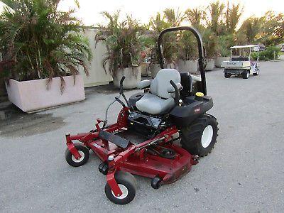 """Toro Z580-D - Z Master # 74267 Zero Turn 52"""" Rotary Mower 25 HP Kubota Diesel"""
