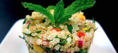 Σαλάτα κινόα, δροσερή