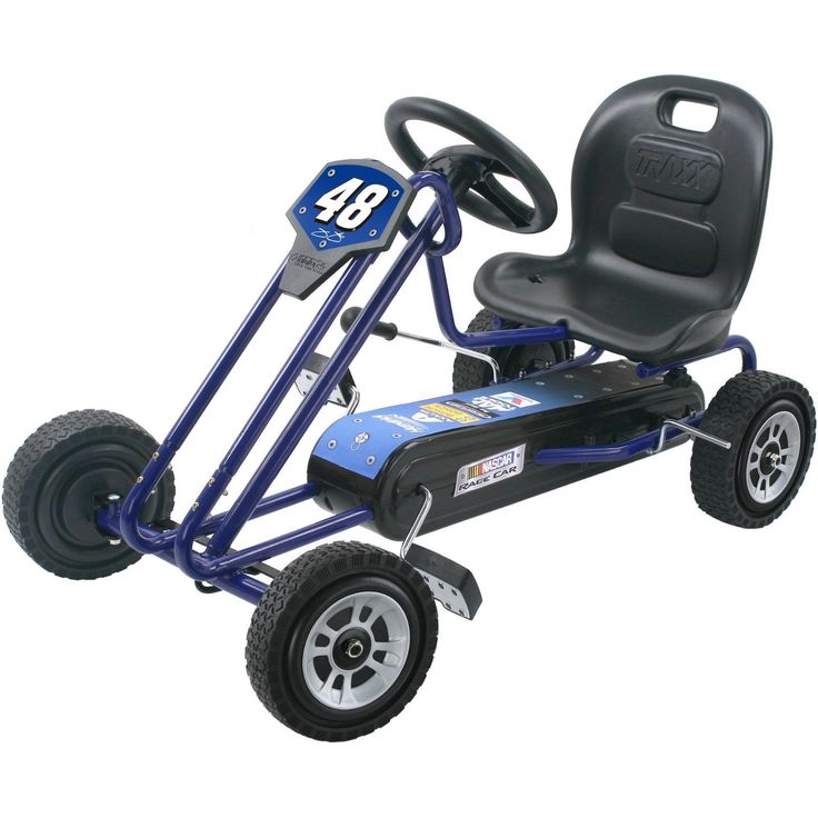 Complete Go-Karts and Frames 64656: Newnascar Lightning Go Kart Outdoor Recreational Transportation Vehicle For Kids -> BUY IT NOW ONLY: $103.4 on eBay!