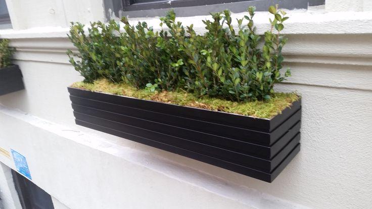 Custom Fabricated Planters