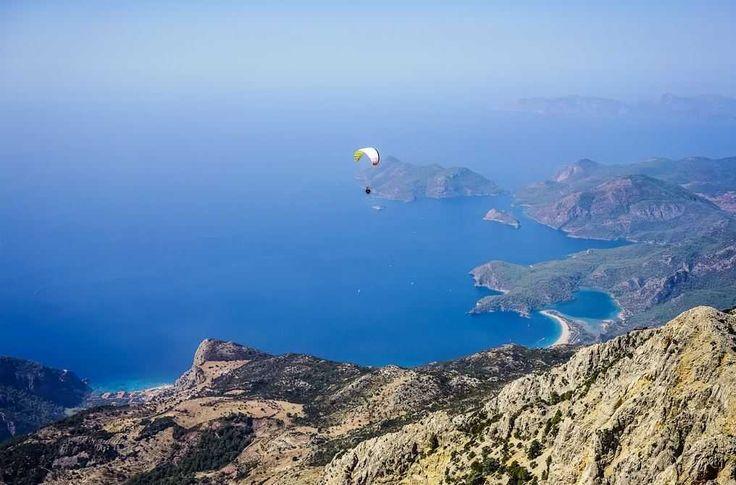 Oludeniz - Top 10 Tourist Attractions in Turkey  http://www.traveloompa.com/top-10-tourist-attractions-in-turkey/
